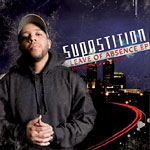 Kam Moye (Supastition) - Leave of Absence CD EP