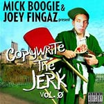 Copywrite - The Jerk vol. 0 CDR