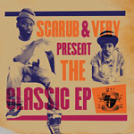 Afro Classics - The Classic CD EP