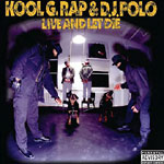 Kool G Rap & DJ Polo - Live and Let Die 2xCD