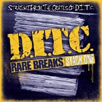 DITC - Rare Breaks: Stack One CD
