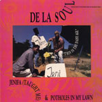 "De La Soul - Jenifa (UK import) 12"" Single"