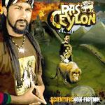 Ras Ceylon - Scientific Non-Fiction CD