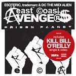 East Coast Avengers - Prison Planet CD