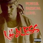 RH Bless - Power.Passion.Love CD