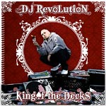 DJ Revolution - King of the Decks CD