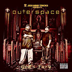 Outerspace - God's Fury CD