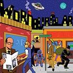 """Wordburglar - Wordburglar 12"""" EP"""