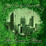 Ricky Raw - The Green Album CD