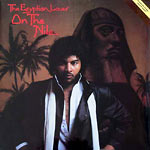 Egyptian Lover - On The Nile LP