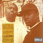 Little Brother - Separate But (Drama Free) CD