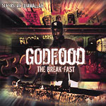Superstar Quamallah - Godfood / The Break-Fast CD