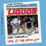 J-Zone - Chief Chinchilla Live CD