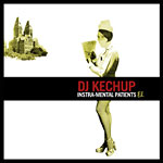 DJ Kechup - Instra-Mental Patients CD