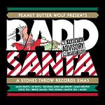 Peanut Butter Wolf - Badd Santa CD