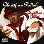 Ghostface Killah - Ghostdeini The Great CD+DVD