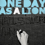"One Day As A Lion - One Day As A Lion 12"" EP"