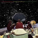 Ras G - Ghetto Sci-Fi LP