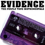 Evidence - Purple Tape Instrumentals CD