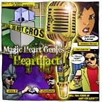 Magic Heart Genies - Heartifact CD
