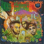 Jungle Brothers - Done By Forces of Nature 2xLP