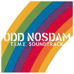Odd Nosdam - T.I.M.E. Soundtrack CD