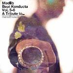 Madlib - Beat Konducta v.5-6 Dilla CD