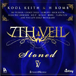 7th Veil (Kool Keith) - Stoned CD