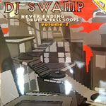 DJ Swamp - Never Ending D&B Loops v2 2xLP