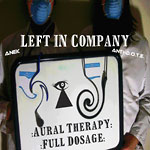 Left IN Company - Aural Therapy-Full Dosage CDR