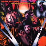 Jungle Brothers - Straight Out INSTROS 2xLP