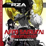 RZA - Afro Samurai-Resurrection CD
