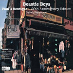 Beastie Boys - Paul's Boutique 20th An. CD