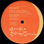 "Luke Vibert - Rhythm EP: One 12"" Single"