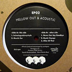 "Cro-Magnon - Mellow Out & Acoustic #2 12"" EP"