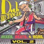DJ Rectangle - Mixes, Beats & More vol.2 CD