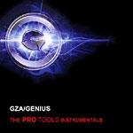 GZA - Pro Tools Instrumentals CD
