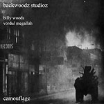 Billy Woods + Vordul Mega - Camouflage CD