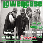 Lowercase - The Lost Scrolls CD