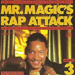 Various Artists - Mr. Magic's Rap Attack v3 CD
