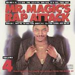 Various Artists - Mr. Magic's Rap Attack v4 CD
