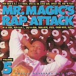 Various Artists - Mr. Magic's Rap Attack v5 CD
