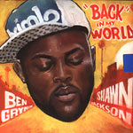 "Shawn Jackson & Ben Grymm - Back In My World 7"" Single"