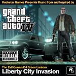 DJ Green Lantern - GTA IV: Liberty City Inv. CD