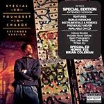 Special Ed - Youngest In Charge CD