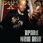 Sadat X - Brand New Bein' CD