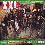 Mitchy Slick - XXL Gunz Vol. 4 CD