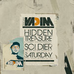 "DJ Vadim - Hidden Treasure 12"" EP"
