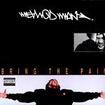 "Method Man - Bring The Pain 12"" Single"