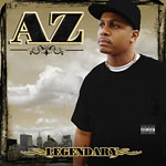 AZ - Legendary CD